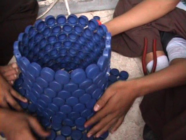 GRESSCO Adakan Lomba Kreasi Bahan Daur Ulang di IBF Gresik 2011